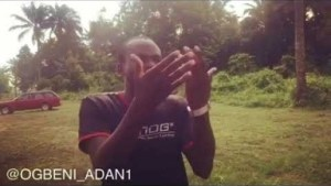 Video: Ogbeni Adan – Homeless African Father Finally Starts Building His House